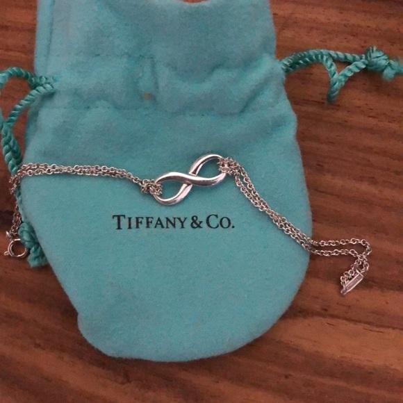 Tiffany & Co Infinity Bracelet (NWOT)